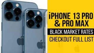 iPhone 13 Series : Black Market Rates Of iPhone 13 Pro And Pro Max Out | Tech Reveal