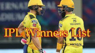 IPL Winners List: MS Dhoni की कप्तानी में CSK ने जीता चौथा खिताब, जानिए सीजन-दर-सीजन किसने मारी बाजी?