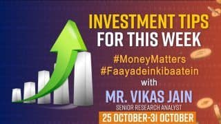 Weekly Stock Market Report, 25th To 31st October: Stocks To look Out For A Safer Investment | Watch Video