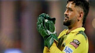 'The First Retention Card Will be Used For MS Dhoni'