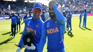 T20 World Cup 2021: Virat Kohli ने तोड़ी चुप्पी, MS Dhoni के मेंटर बनने पर कही ये बात