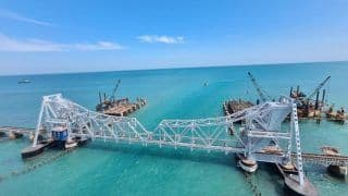 India's First-of-Its-Kind Vertical Railway Sea Bridge To Come Up At Rameswaram | 5 Key Points