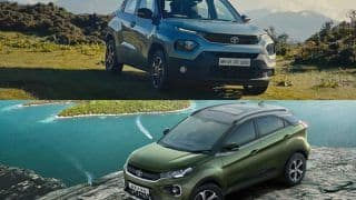 Tata Punch SUV Top-Spec Variant Or Tata Nexon Lower Variant: Which One To Buy?