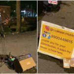 Viral Video: Man Sings 'Jab Koi Baat' on Mumbai Street to Pay Music School Fees, Hrithik Roshan Says 'How Cool' | Watch