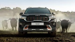 Kia Sonet First Anniversary Edition Launched In India, Price Starts At 10.79 Lakh
