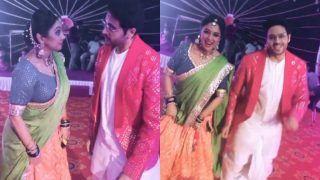 Anupamaa: Rupali Ganguly-Gaurav Khanna's Close Dance on 'Ek Mein Aur Ek Tu' Leaves #MaAn Fans In Awe - Watch