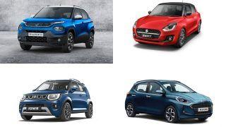 Tata Punch vs Maruti Suzuki Swift vs Maruti Suzuki Ignis vs Hyundai Grand i10 Nios: Price comparison