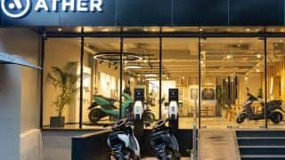 2 More Ather Showrooms Inaugurated In New Delhi, Total 3 In City Now