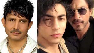 'Kya Aryan Khan Ko Bali Ka Bakra Banaya Hai?' Kamaal R Khan Supports Shah Rukh Khan in New Video