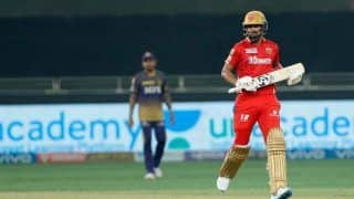 IPL 2021 Points Table After KKR vs PKBS: Punjab Kings Jump to Fifth Spot After Win Over Kolkata; KL Rahul Reclaims Orange Cap