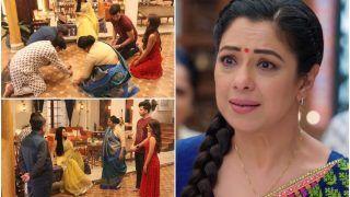 Anupamaa Alert: Rakhi Dave Crosses All Limits But Anupama Teaches Her a Lesson With Anuj Kapadia's Help