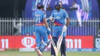 IPL 2021: Shreyas Iyer Lavishes Praise on Ravichandran Ashwin For Positive Batting Approach in Successful Chase Versus Mumbai Indians