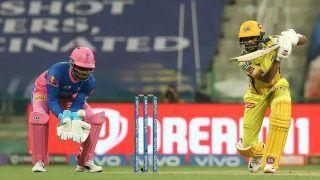 IPL 2021 Points Table After RR vs CSK: Rajasthan Royals Jump to 6th Spot, Mumbai Indians Slip to 7th; Ruturaj Gaikwad Grabs Orange Cap