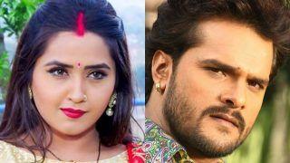 OMG! Kajal Raghwani ने Khesari Lal Yadav को ललकारा, बोलीं- अब दिखाउंगी तेरी औकात...Video Viral