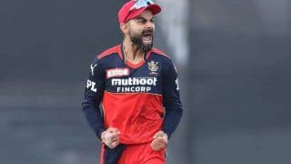 IPL 2021: Virat Kohli Hails AB de Villiers For Way he Batted With KS Bharat at The Beginning And Glenn Maxwell in The End