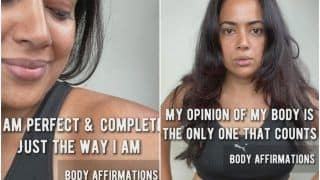 Sameera Reddy Talks About 'Affirmations' in an Important Post About Body Positivity