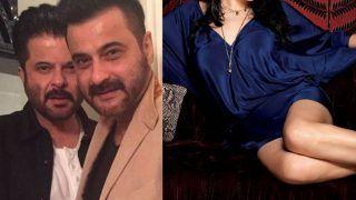 Anil Kapoor के भाई की पत्नी का हुस्न है क़यामत, इस उम्र में भी ऐसी बोल्डनेस...फिल्मी हसीनाएं फेल- Pics