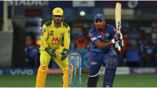 Playing Against MS Dhoni Was