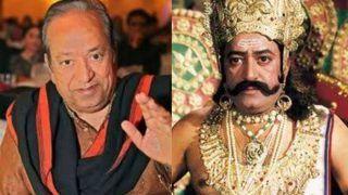 Ramayan के 'रावण' ने दुनिया को कहा अलविदा, Arvind Trivedi की हुई 83 की उम्र में मौत