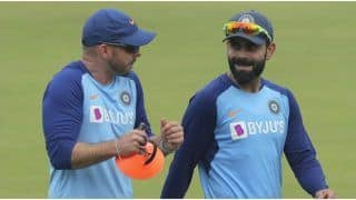 India's Strength And Conditioning Coach Nick Webb to Leave After Men's T20 World Cup