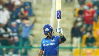IPL 2021: Suryakumar Yadav Focuses Thoughts on T20 World Cup After Mumbai Indians Elimination