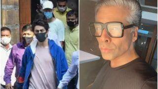 Karan Johar Visits SRK's Mannat With Senior Lawyer After Court Rejects Aryan Khan's Bail: Reports