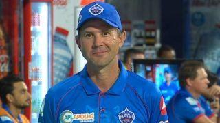 IPL 2021: DC Coach Ricky Ponting Reacts After Kolkata Beat Delhi at Sharjah to Reach Final