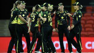 3rd T20I: Beth Mooney, Tahlia McGrath Guide Australia Women to 14-Run Win Over India Women; Clinch Series 2-0