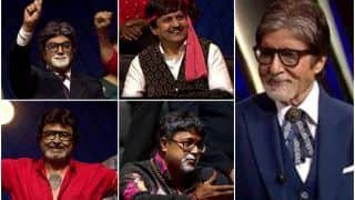 KBC 13: Fans Leave Amitabh Bachchan Emotional As They Recite Poems, Recreate His Iconic Looks   Watch