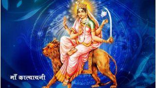 Navratri 2021 Day 6: Maa Katyayani Puja Vidhi and Mantra