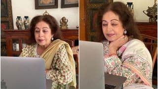 Kirron Kher Cancer Update: 'Yeh Zindagi Hai', She Says, Adding, 'There is no Way Out Except Treatment'