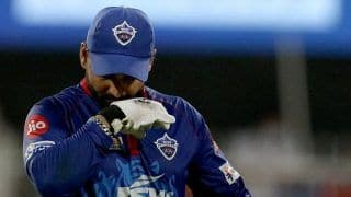 IPL 2021: ' Emotional' Pant Reacts After Loss vs KKR in Qualifier 2