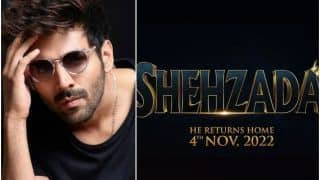 Kartik Aryan Turns 'Shehzada' of Bollywood | Check Out His Upcoming Movies Here