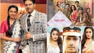 TRP List Week 40: Anupamaa Maintains Top Spot, Pandya Store Is a Surprise Entry In Top 5   Full List