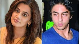Taapsee Pannu Reacts to Aryan Khan's Arrest: Love And Backlash Are Parts of Being Celebrity