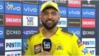 IPL 2021: 'We are the Most Consistent Team,' MS Dhoni After Winning the IPL Crown for the 4th Time Against KKR; Thanks CSK Fans For All the Support