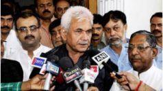जम्मू-कश्मीर: दो नागरिकों की हत्या, मनोज सिन्हा ने कहा- आतंकियों को सख्त सजा देंगे