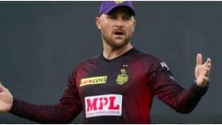 KKR Coach Brendon McCullum Thinks His Style of Leadership or Coaching Was Wild This Season