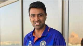 'I Have Never Seen You in This Jersey Appa,' Ravichandran Ashwin's Daughter to His Father as He Flaunts Team India Jersey
