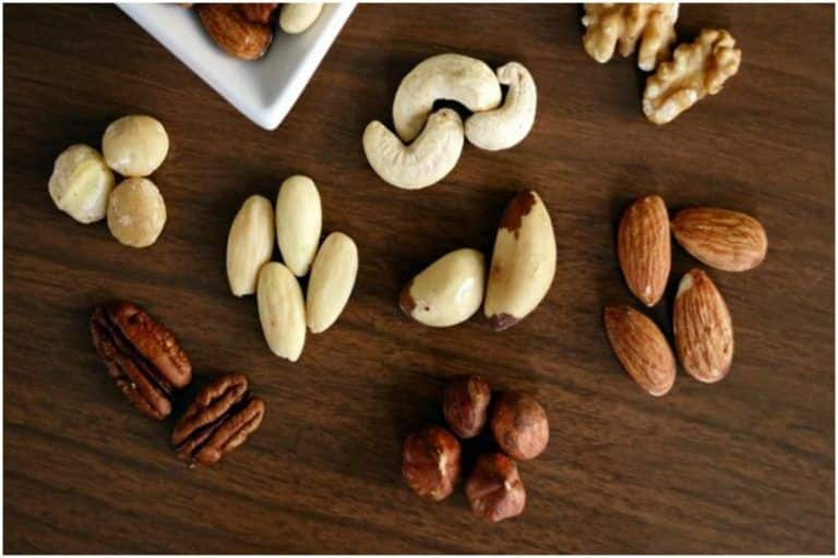 Nuts, Seeds and Plant Oils Protect from Different Heart and Other Diseases, Says a Study
