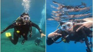 Priyanka Chopra Swims With Fishes, Explores 'Glorious Underwater Creations of God' With Citadel Team