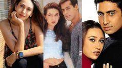 Karisma Kapoor का इन 6 मर्दों के साथ चला अफेयर? दिग्गजों के साथ जुड़ा नाम मगर आज हैं अकेली- Pics