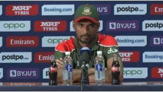 Video: Jubilant Scotland Players Interrupt Bangladesh Captain Mahmudullah's Post-Match Press Conference| T20WC