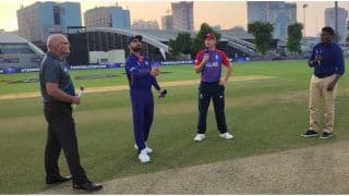 India vs England Highlights T20 World Cup Warm-Up Match: Ishan Kishan, KL Rahul Guide India to a 6-Wicket Victory Over England