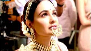 Yuvika Chaudhary Arrested For Using Casteist Slur in Video, Released on Bail Later