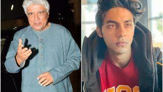 Javed Akhtar Breaks Silence on Aryan Khan's Arrest by NCB:
