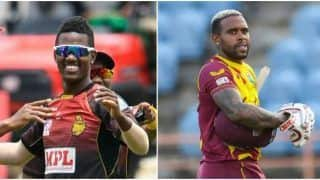 T20 World Cup: Akeal Hosein Replaces Fabian Allen in the West Indies Squad