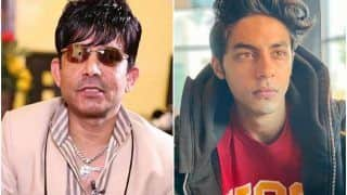 KRK Says Aryan Khan's Bail Rejection is 'Clear Harassment', Compares it With Bharti Singh's Case