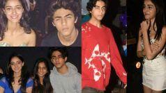 Aryan Khan और Ananya Panday ने की है जमकर पार्टियां, गहरी है दोस्ती...नहीं यकीन तो देखिए Photos