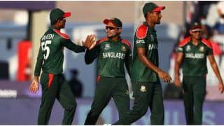 T20 World Cup: Shakib Al Hasan Takes Bangladesh to Super 12 Stage After Win Over Papua New Guinea